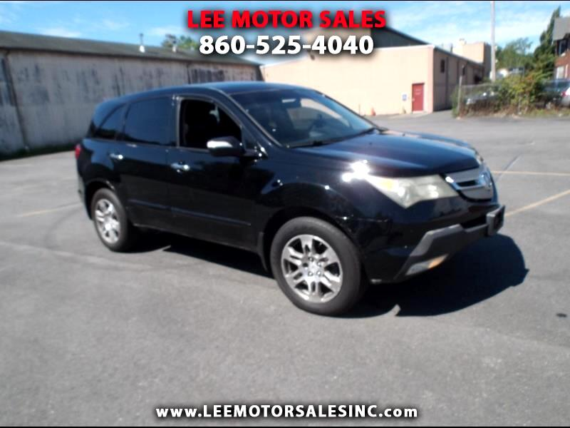 Acura MDX Tech Package 2007