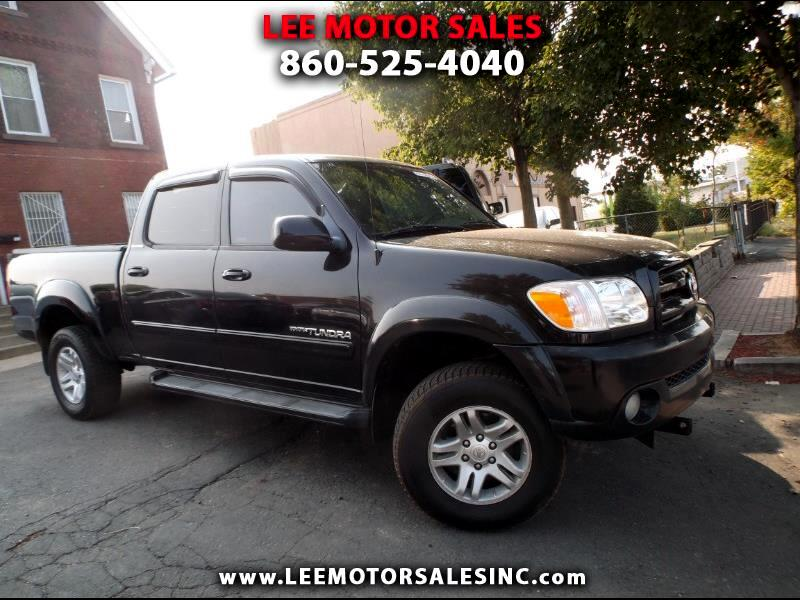 Toyota Tundra Limited Double Cab 4WD 2005