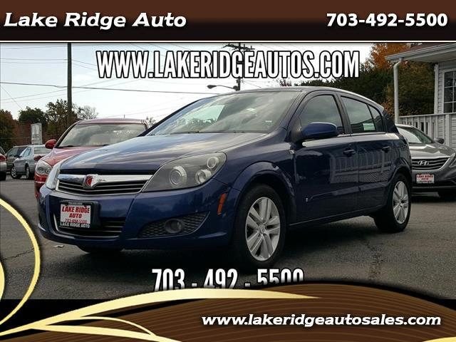 2008 Saturn Astra XR 5-Door