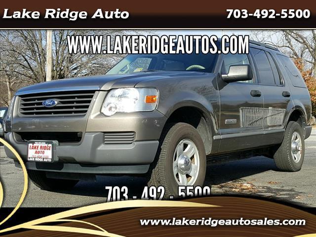 2006 Ford Explorer XLS 4.0L 2WD