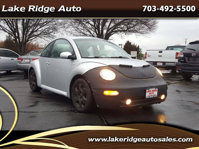 Volkswagen New Beetle GLS 2.0L 2003