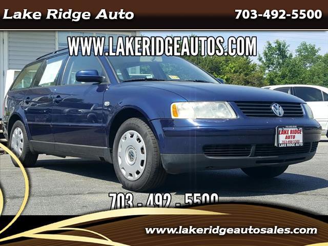 2000 Volkswagen Passat Wagon GLS