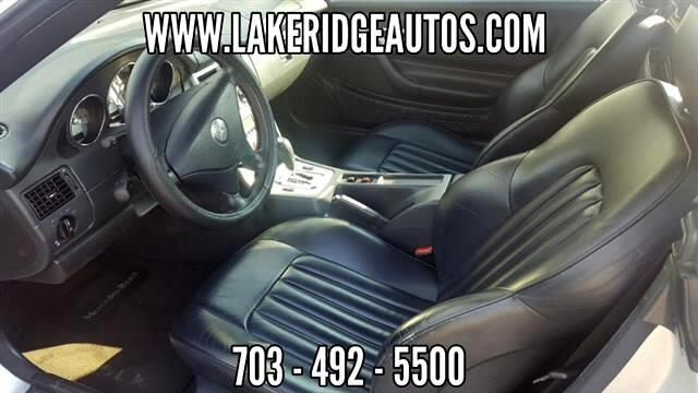Mercedes-Benz SLK SLK230 2004