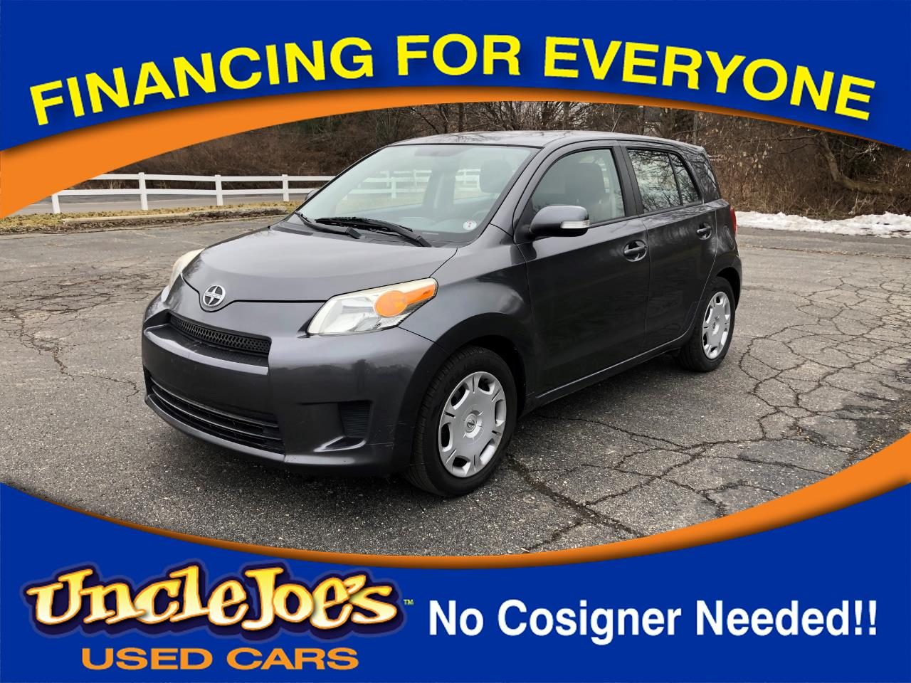 Scion xD 5-Door Wagon 2008