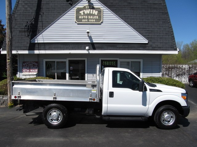 2012 Ford F-250 SD Regular Cab Landscape body