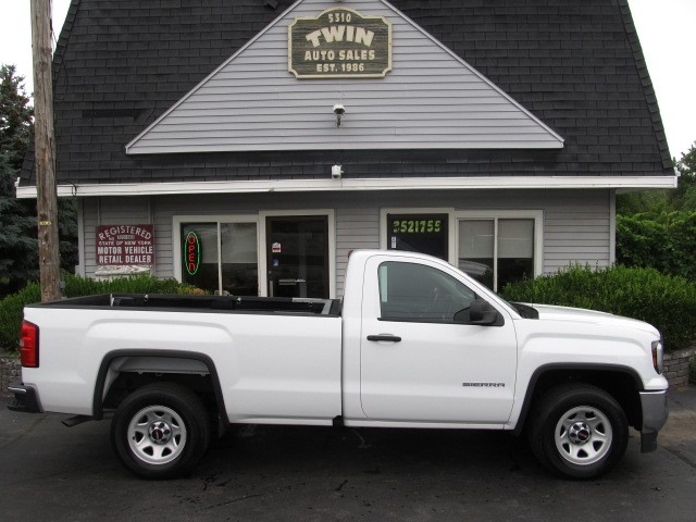 2017 GMC Sierra 1500 Base 2WD Low Miles