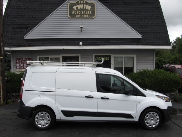 2015 Ford Transit Connect XL Cargo Van Ladder Rack