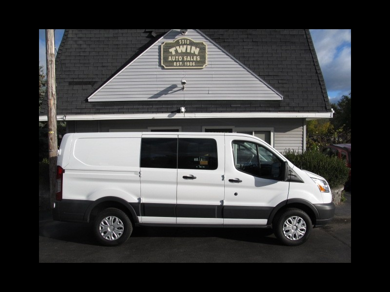 2017 Ford Transit 250 Low Roof Cargo 130