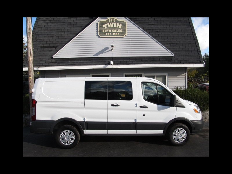 """2017 Ford Transit 250 Low Roof Cargo 130"""" WB"""