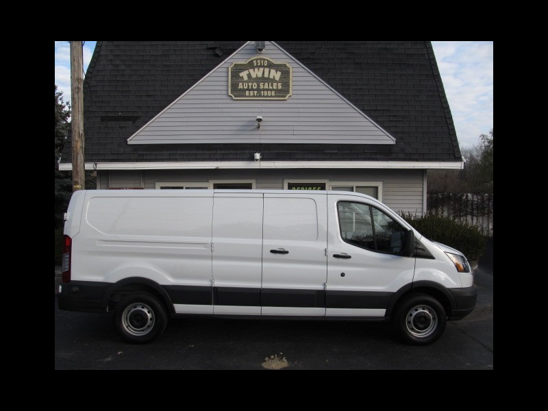 """2017 Ford Transit 150 Extended Cargo Van 148"""" WB"""