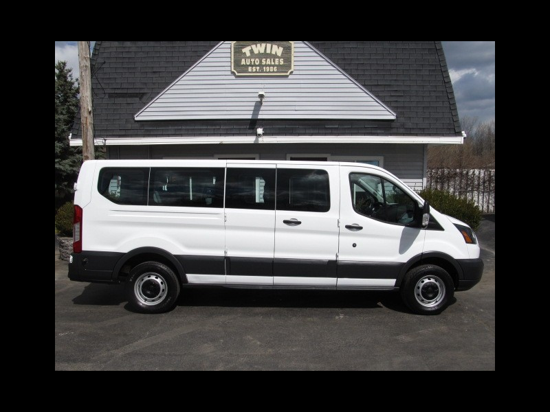 "2015 Ford Transit 350 12-Passenger Low Roof 148"" WB"