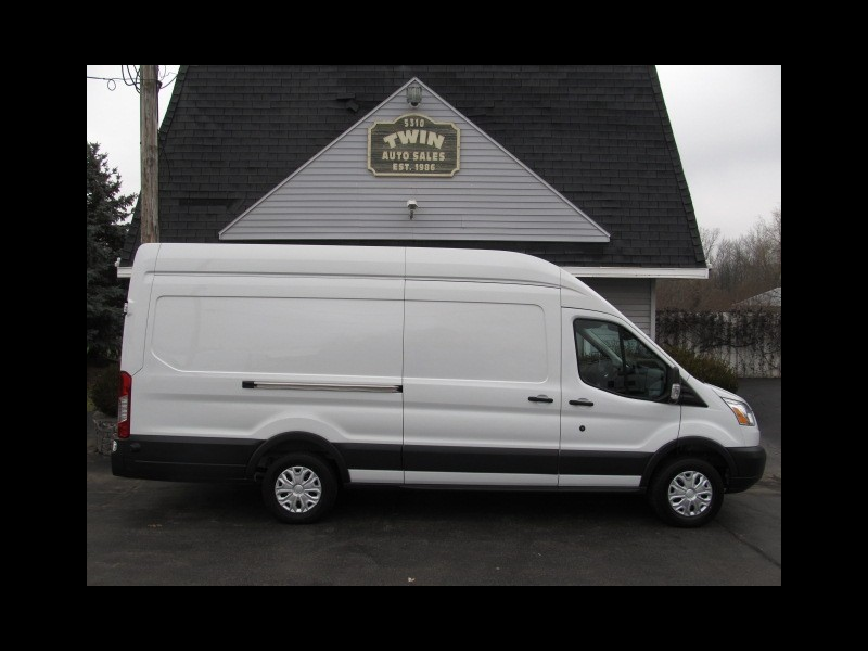 "2017 Ford Transit 250 Extended High Roof Cargo Van 148"" WB"