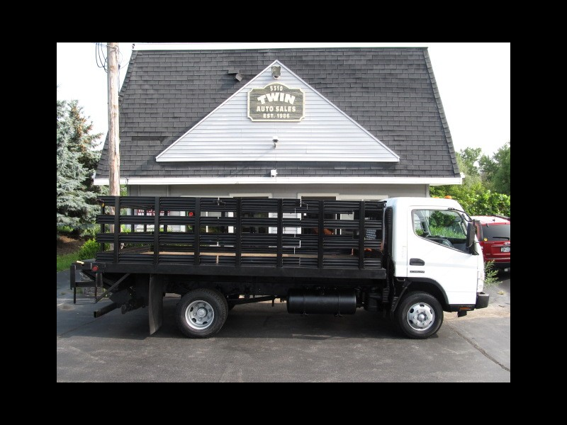 2007 Sterling 360 Turbo Air Cooled Diesel  Flat bed Body