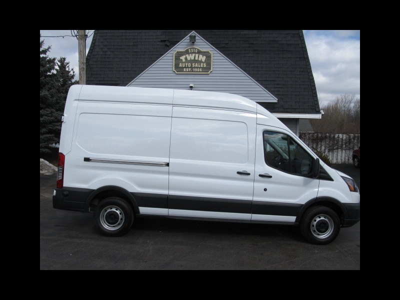 2018 Ford Transit 250 High Roof Cargo Van 148