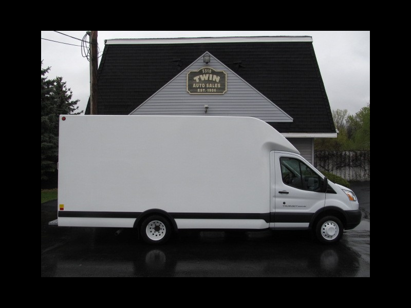 2016 Ford Transit T-350 HD 15' Unicell Aerosel Body  Walk-out Ramp