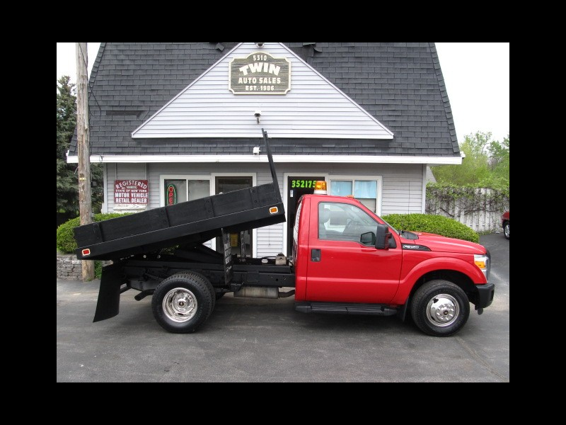 2015 Ford F-350 SD XL Flat/Dump Body DRW 2WD