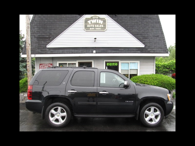 2011 Chevrolet Tahoe LT 4WD 7 Pas Leather Interior Sunroof
