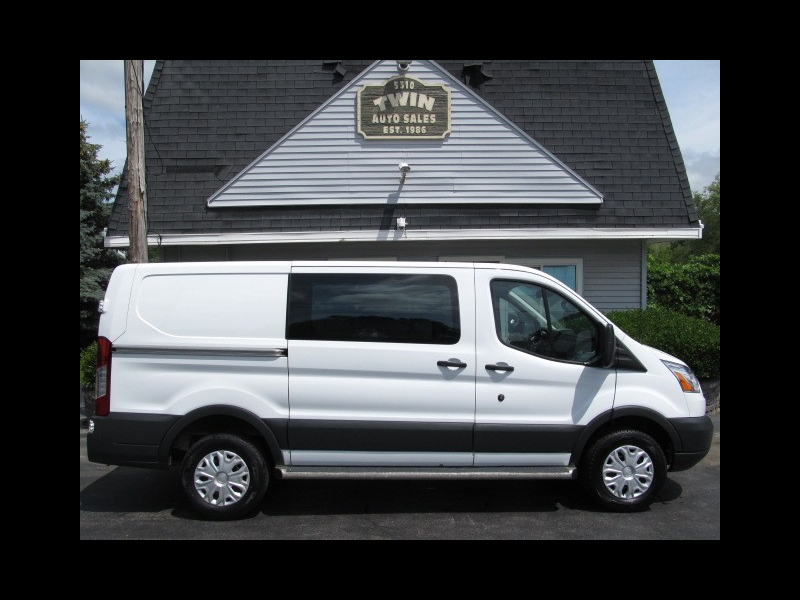 "2018 Ford Transit T-250 130""  WB Low Roof Cargo"
