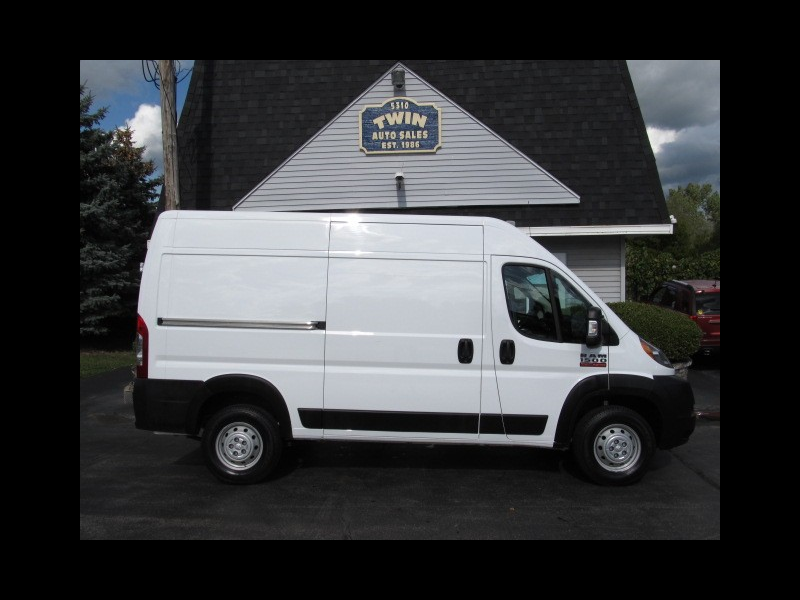"RAM Promaster 1500 High Roof 136"" WB 2019"
