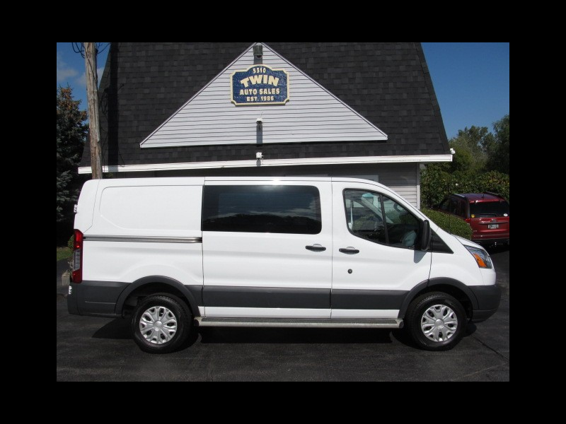 "2018 Ford Transit 250 Low Roof Cargo Van 130""WB"
