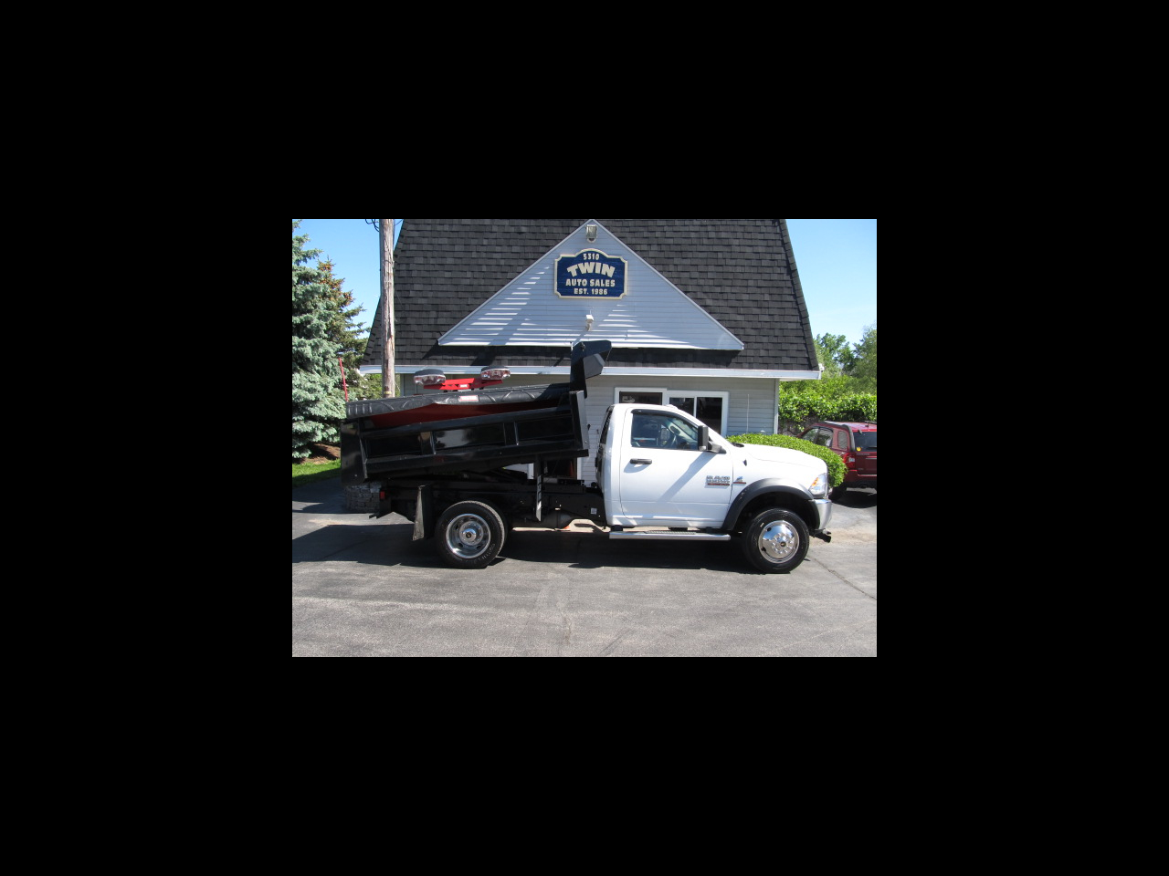 RAM 5500 Chassis Cab  2018