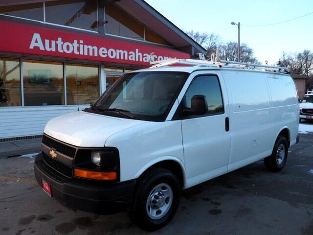 2011 Chevrolet Express 2500 Cargo