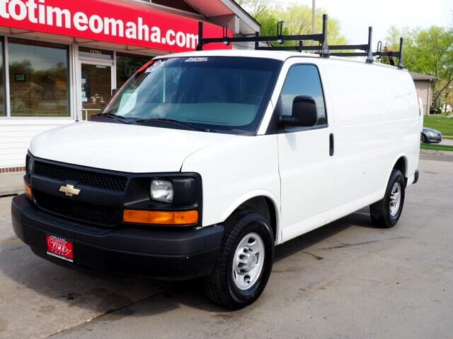 2013 Chevrolet Express 2500 Cargo