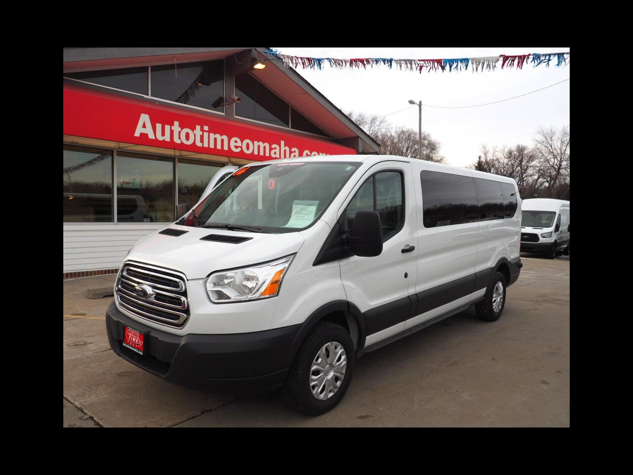 2016 Ford Transit 350 Wagon Low Roof XLT w/ Sliding 15 Passenger
