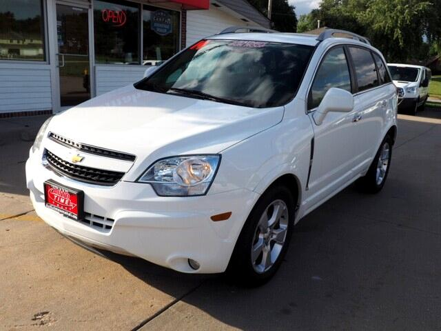 2014 Chevrolet Captiva Sport LTZ FWD SUNROOF LEATHER HEATED SEATS