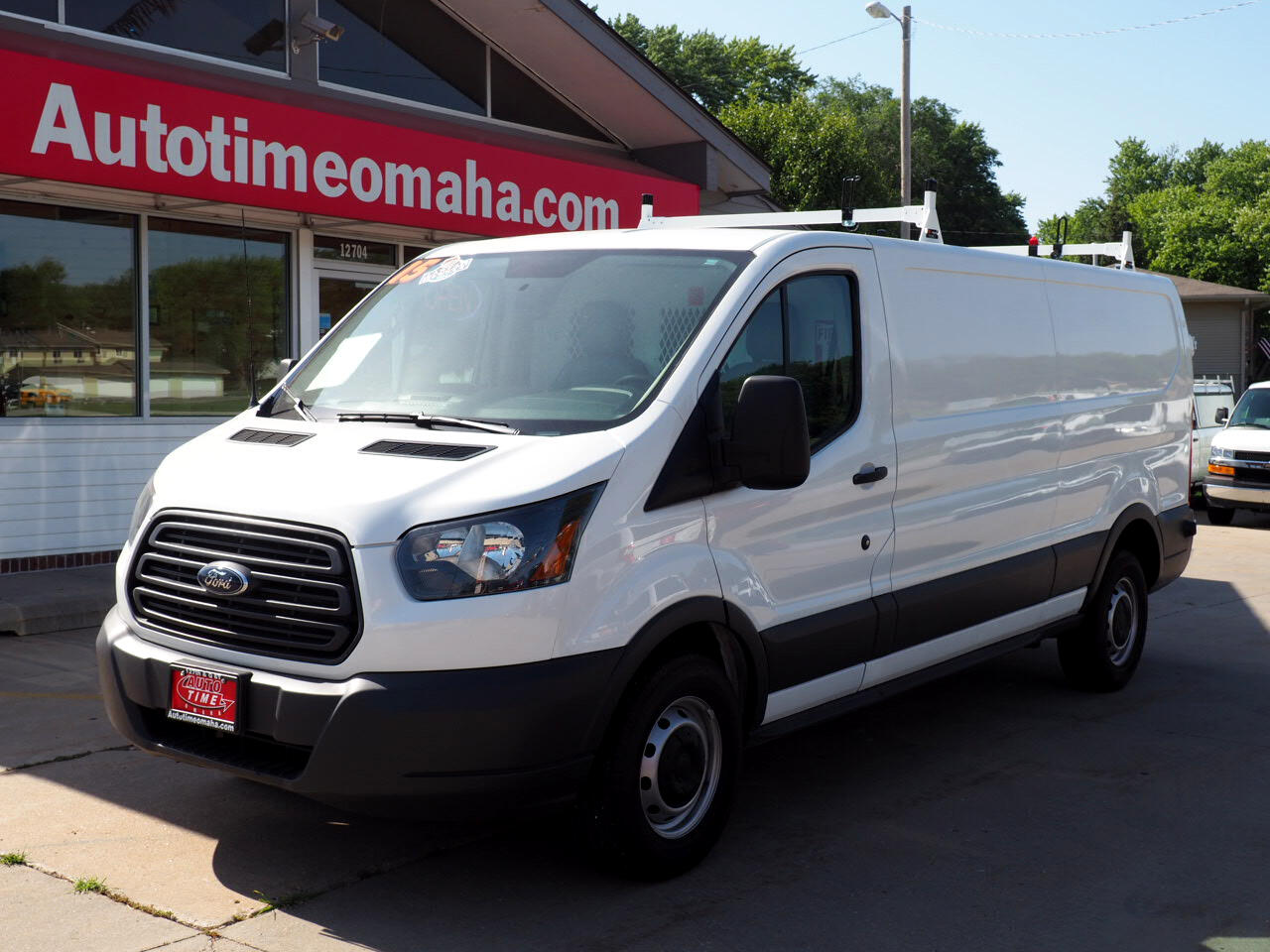 Used 2015 Ford Transit 350 Cargo Van Low Roof Extended Wheel