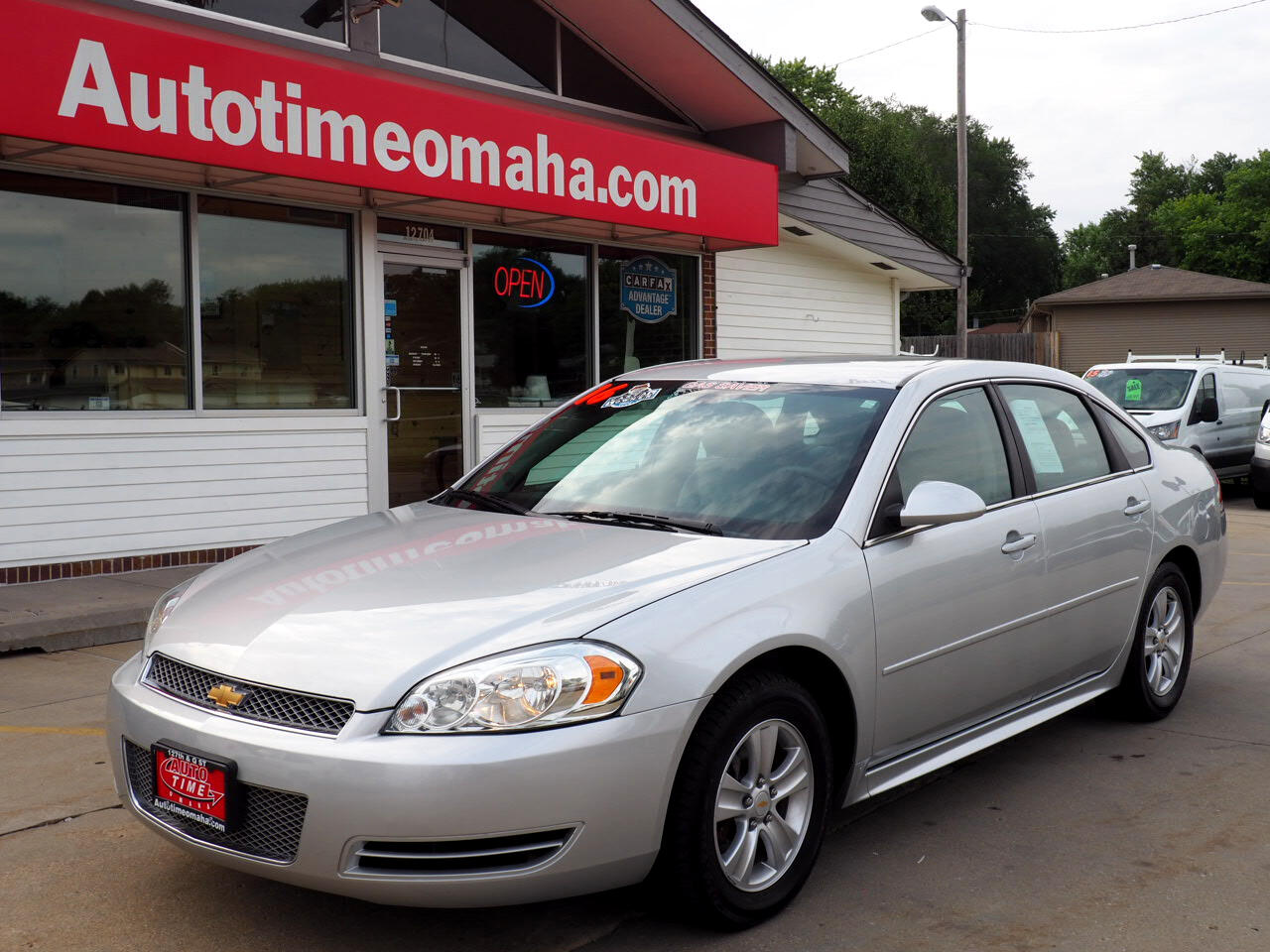 Chevrolet Impala Limited LS 2016