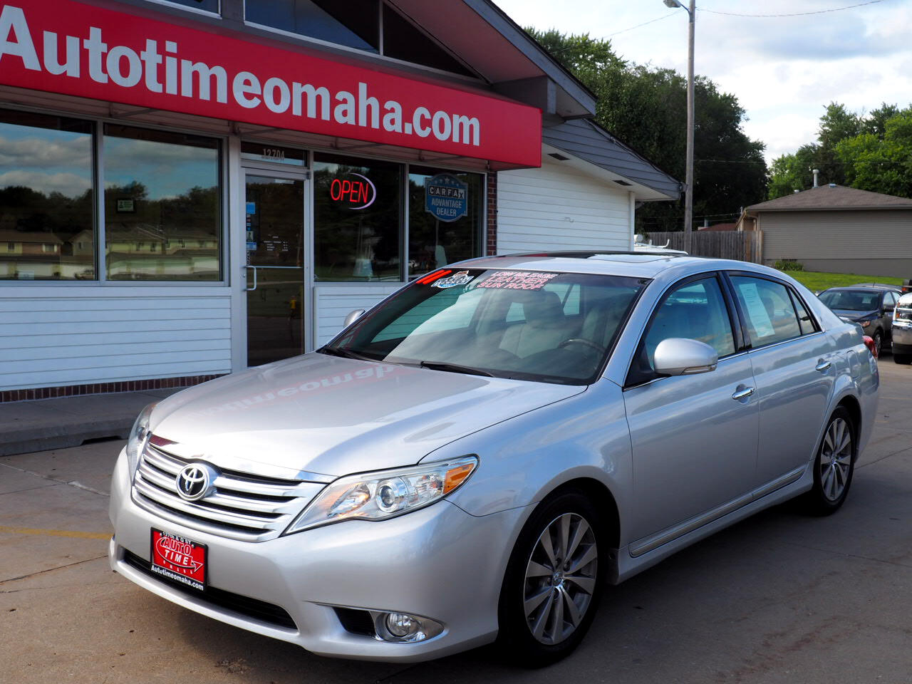 Performance Toyota Omaha >> Used 2011 Toyota Avalon Base For Sale In Omaha Ne 68137 Auto