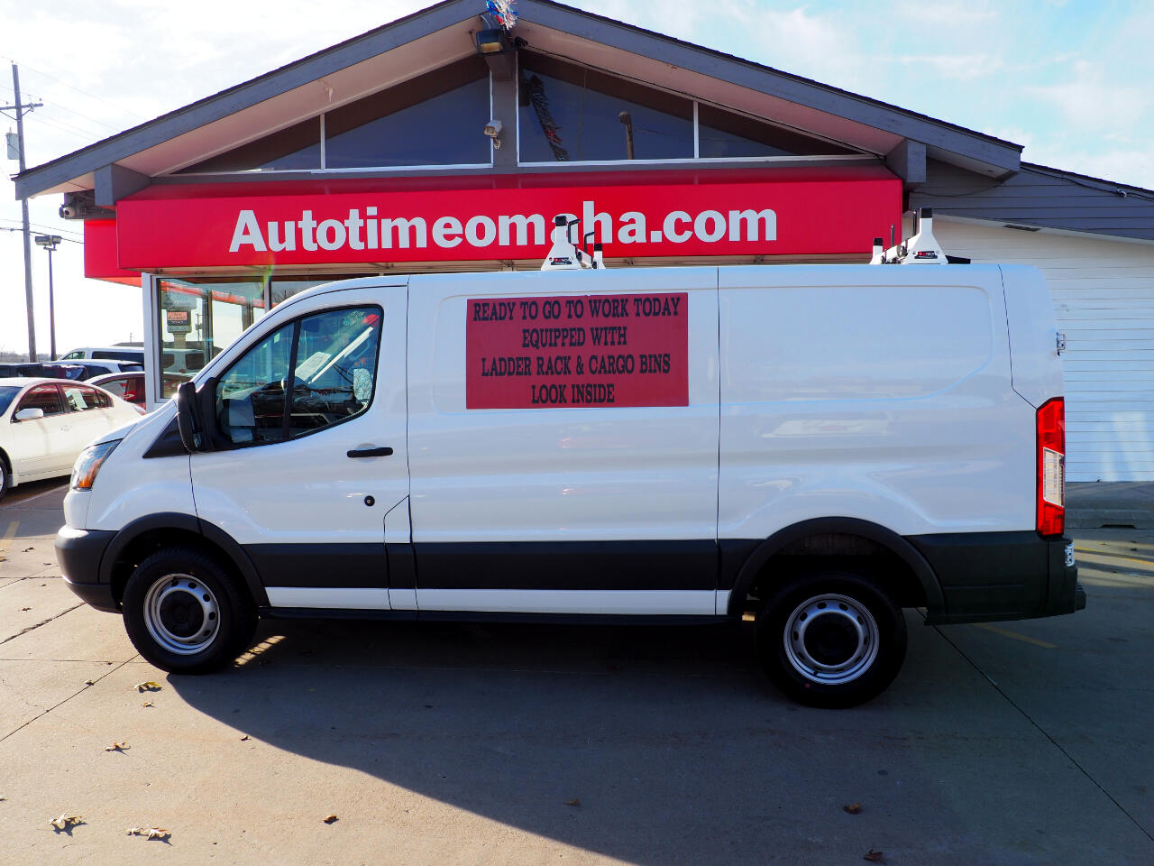 Ford Transit 250 Van Low Roof 60/40 Pass.130-in. WB 2016