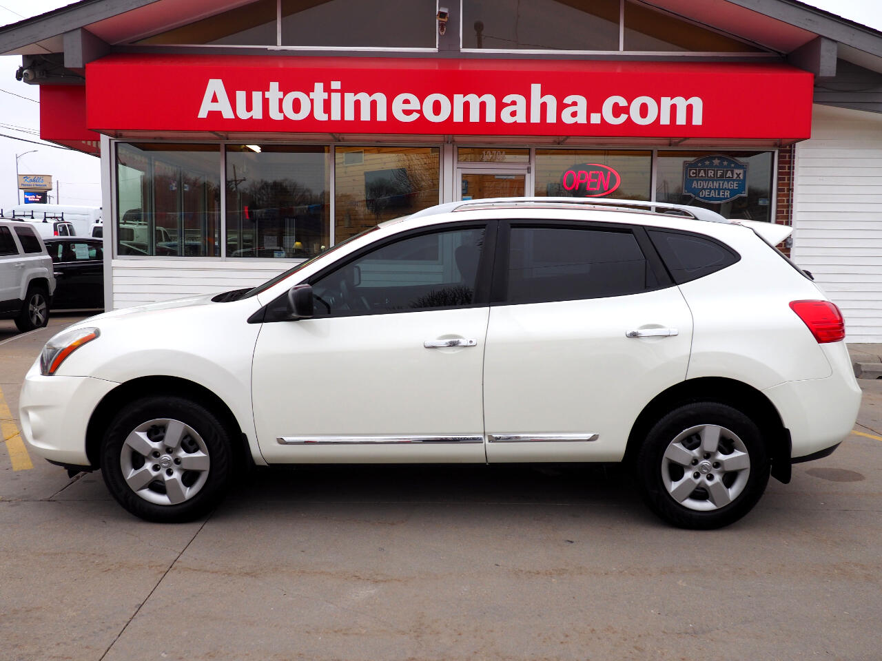 Nissan Rogue Select S 2WD 2014