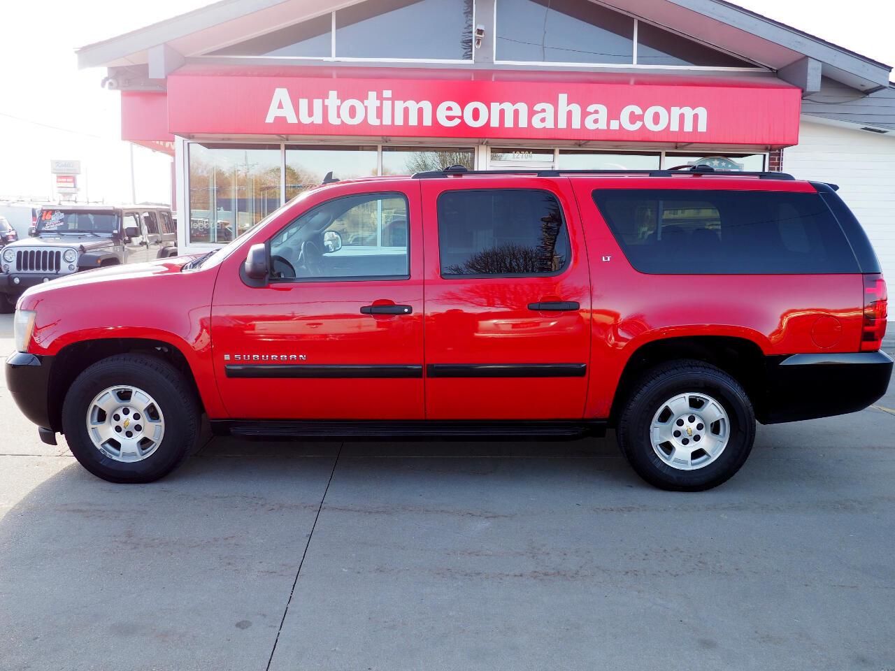 Chevrolet Suburban 4WD 4dr 1500 LT w/3LT 2008