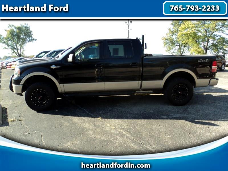 """2007 Ford F-150 4WD SuperCrew 150"""" King Ranch"""