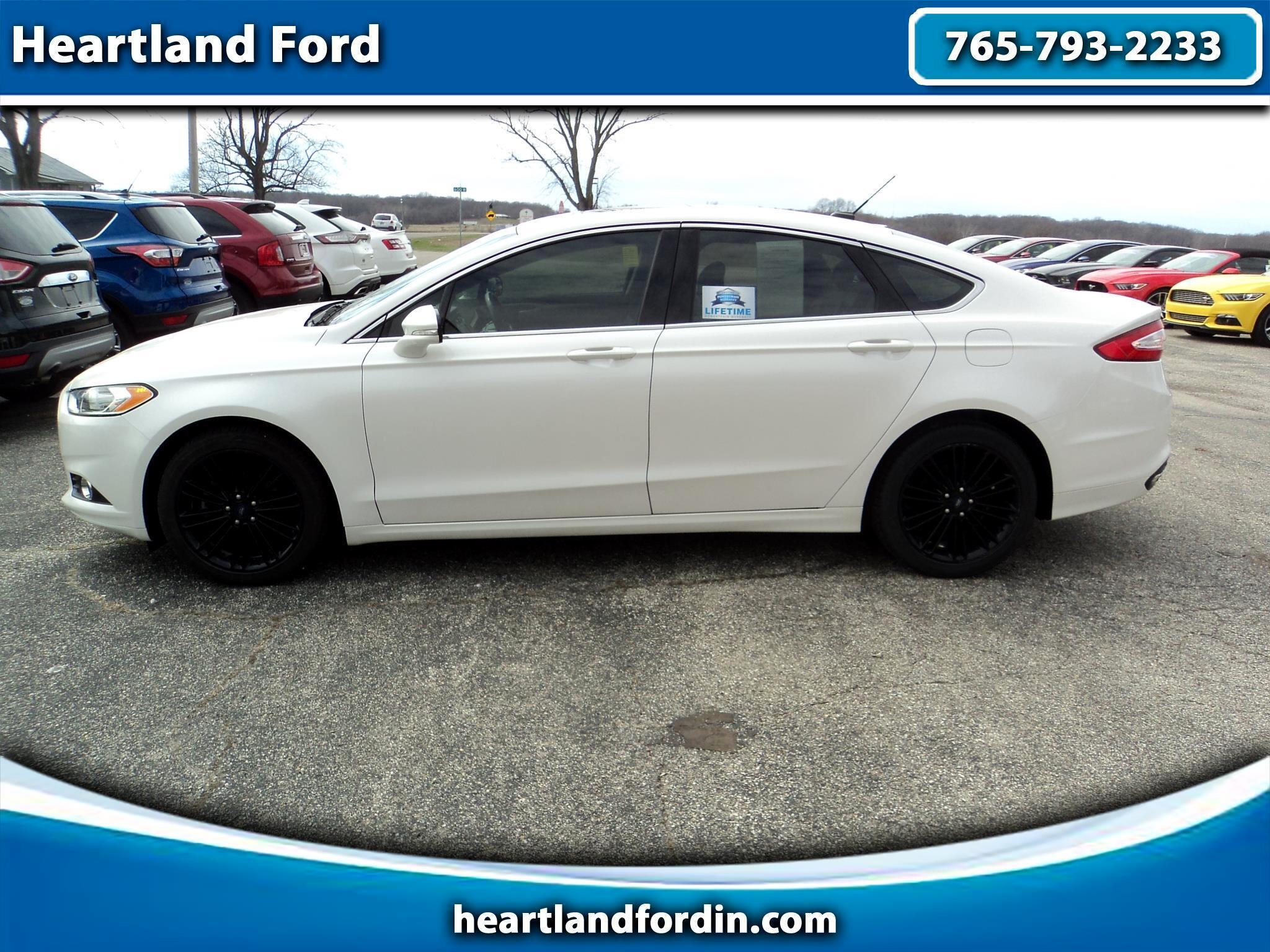 2016 Ford FUSION SE 4dr Sdn SE AWD