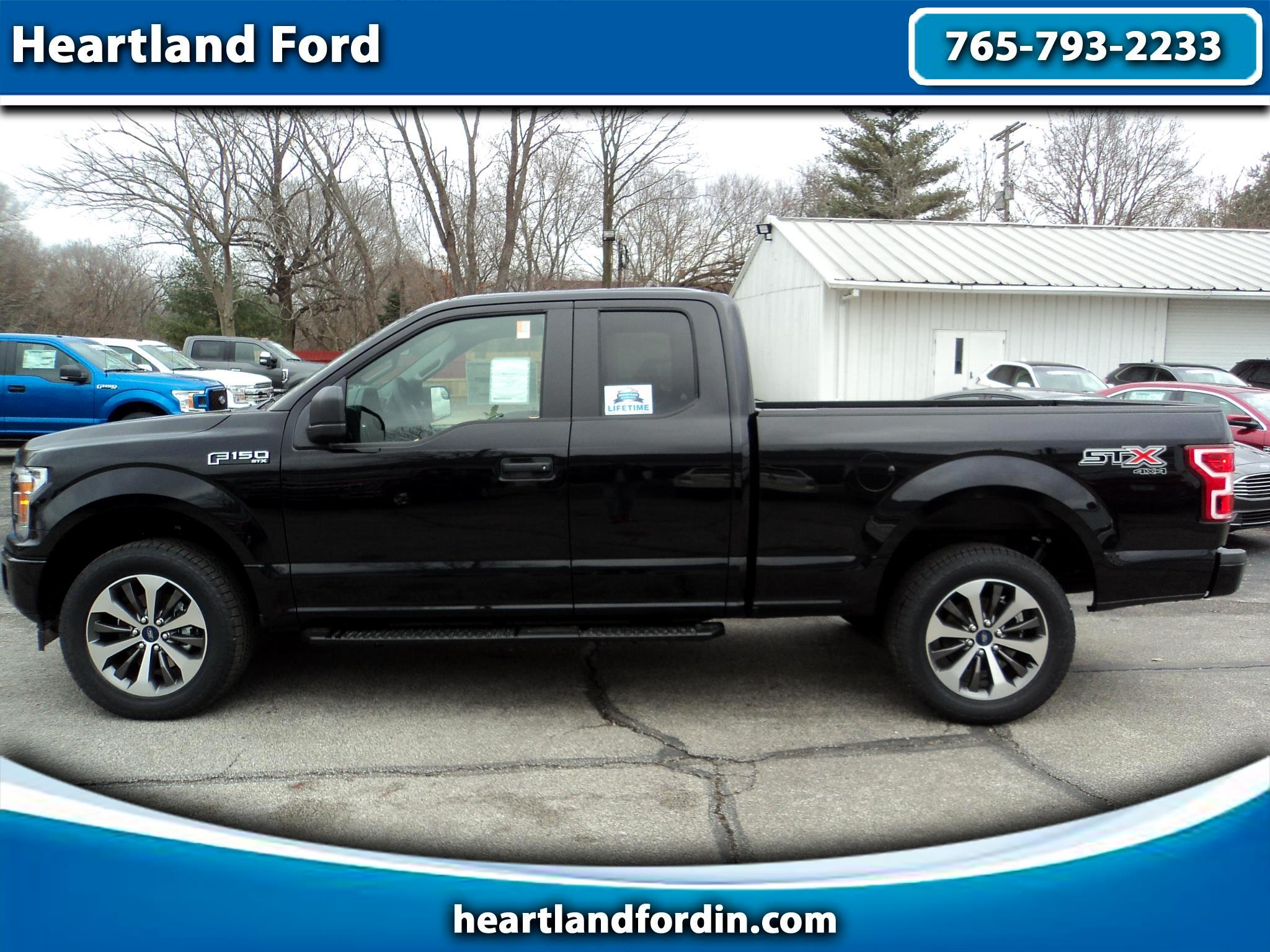 Ford F-150 XL 4WD SuperCab 6.5' Box 2019