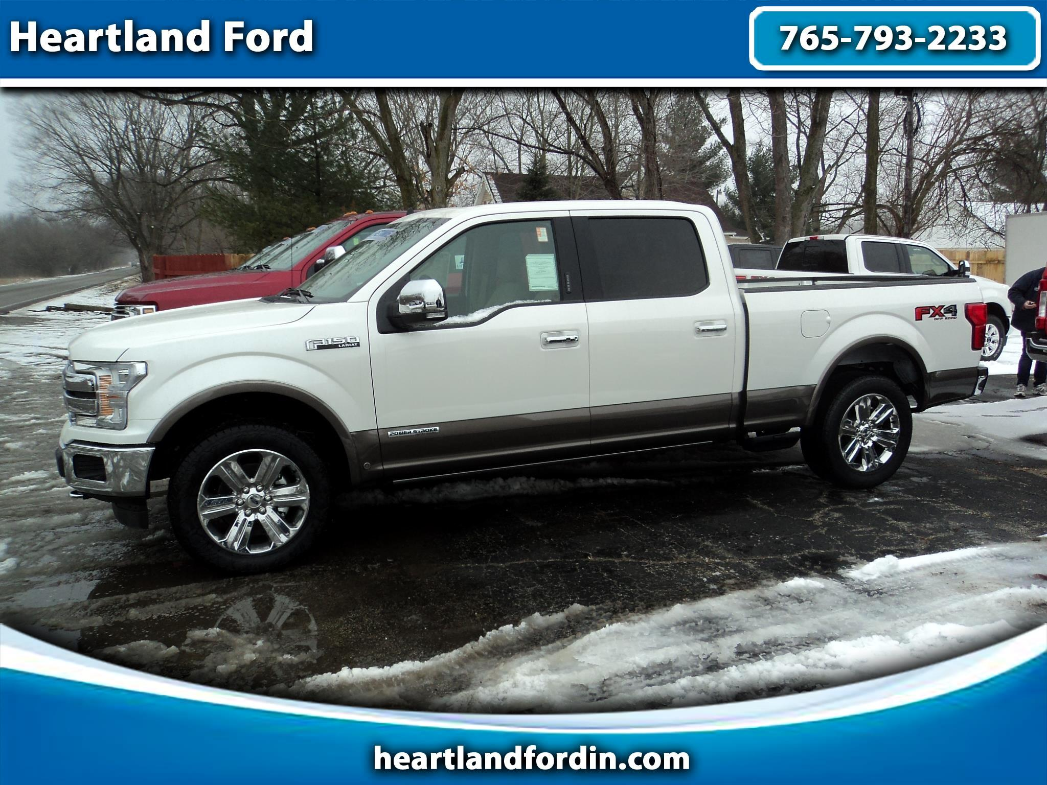 2019 Ford F-150 4WD SuperCrew 157