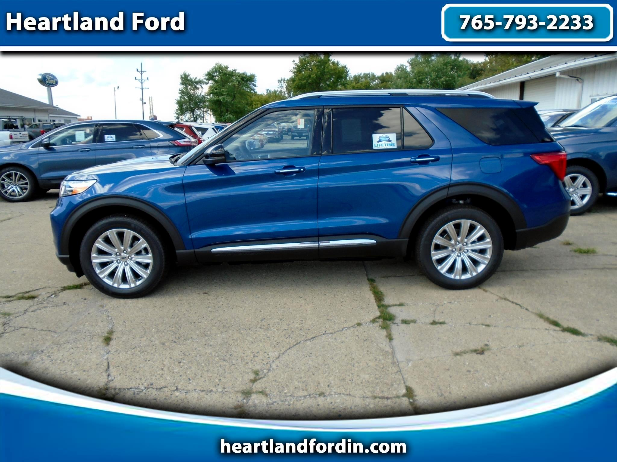 Ford Explorer Limited 4WD 2020