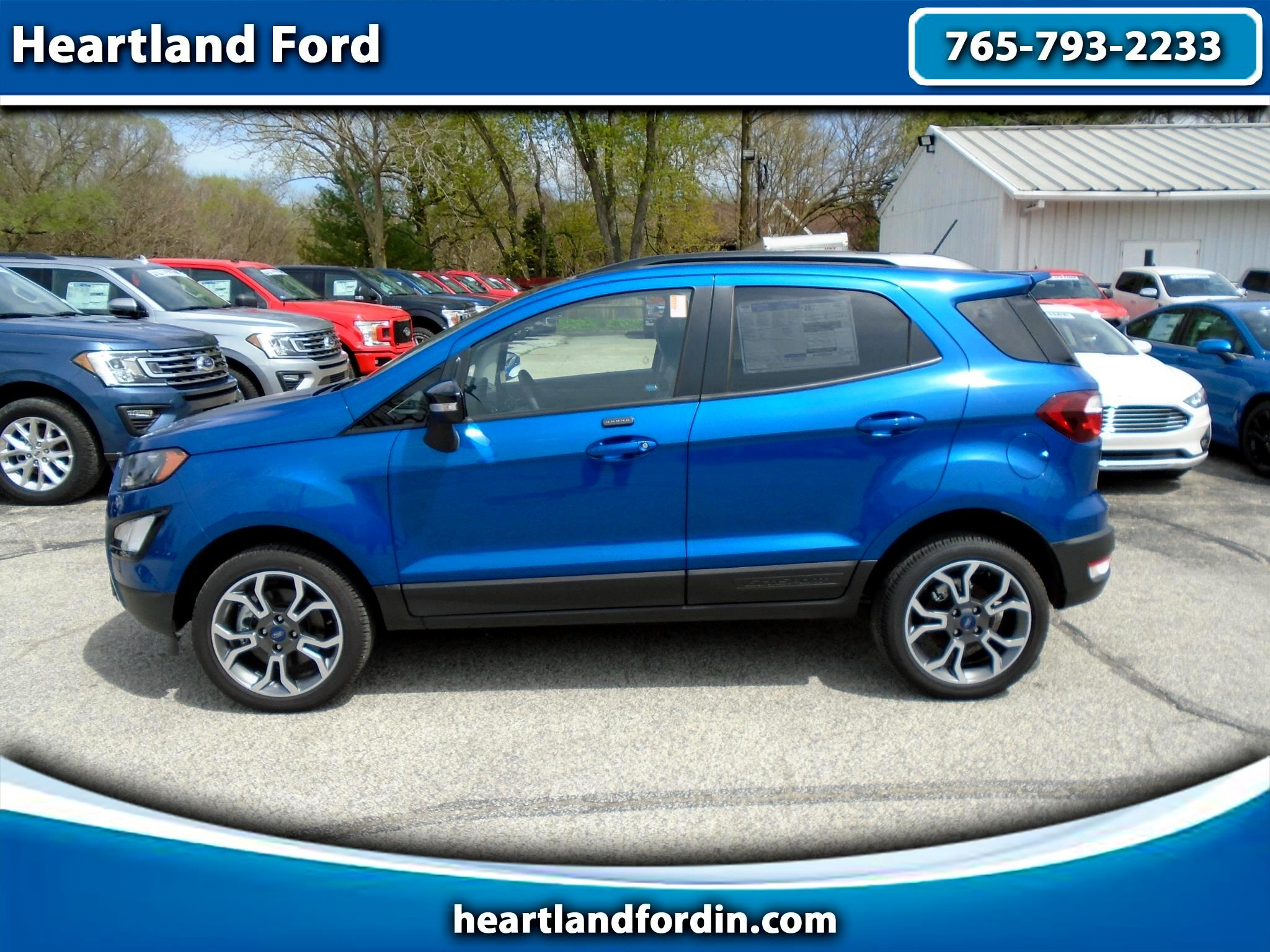 Ford EcoSport SES 4WD 2019