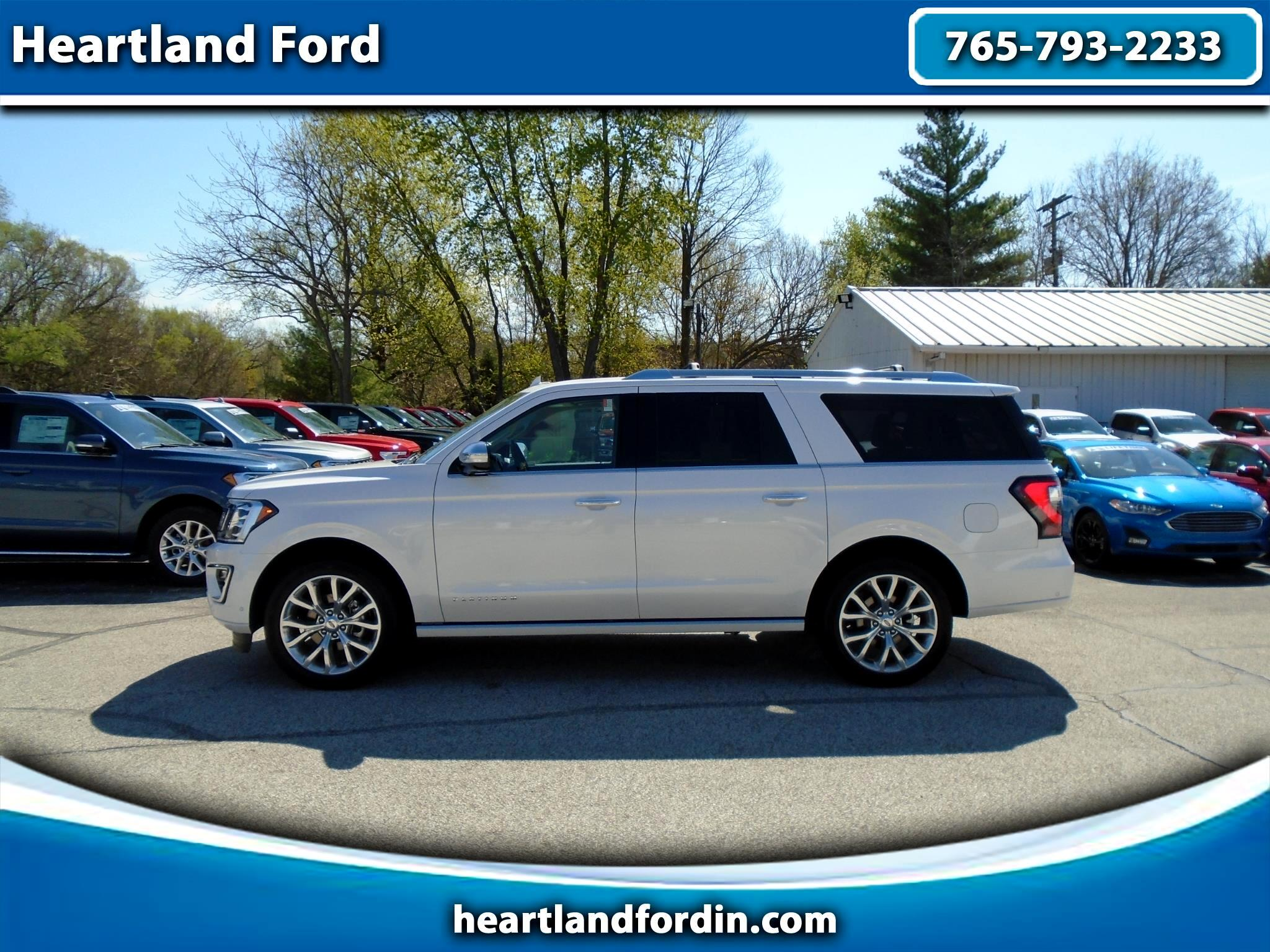 Ford Expedition Max Platinum 4x4 2019