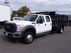 2016 Ford F-550