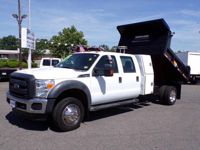 2013 Ford F-450 SD Crew Cab DRW 2WD