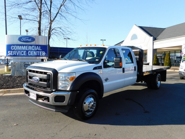 Ford F-450 SD Crew Cab DRW 4WD 2016