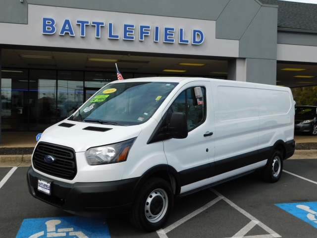 Ford Transit 150 Van Low Roof 60/40 Pass. 148-in. WB 2019