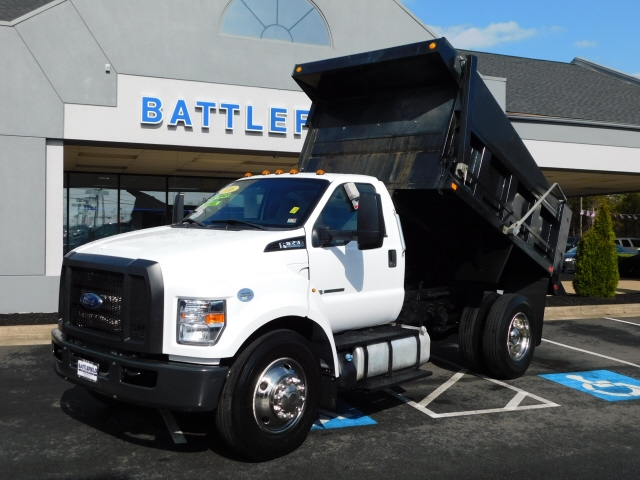 Ford F-650  2016
