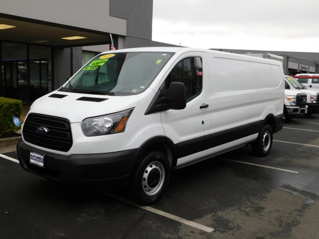 Ford Transit 250 Van Low Roof 60/40 Pass. 148-in. WB 2019