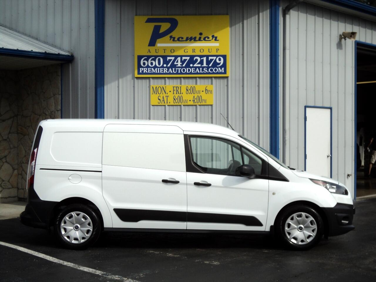 2015 Ford Transit Connect LWB XL w/Rear Liftgate