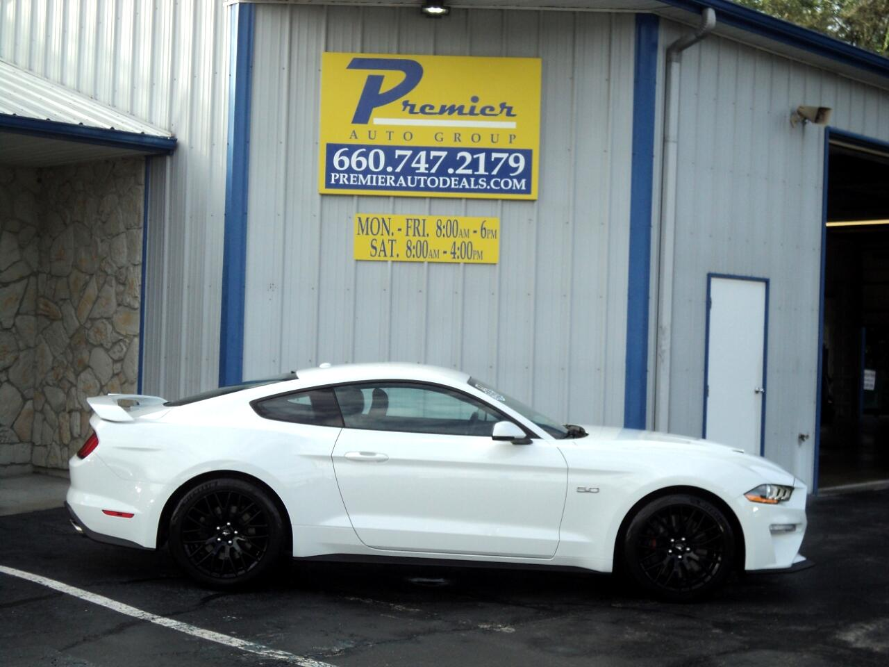 2018 Ford Mustang 2dr Conv GT Premium